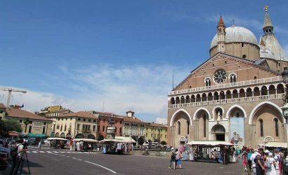 Padua Venice Pilgrimage