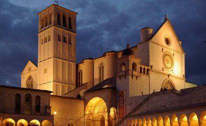 Rome Assisi Rotondo Pilgrimage
